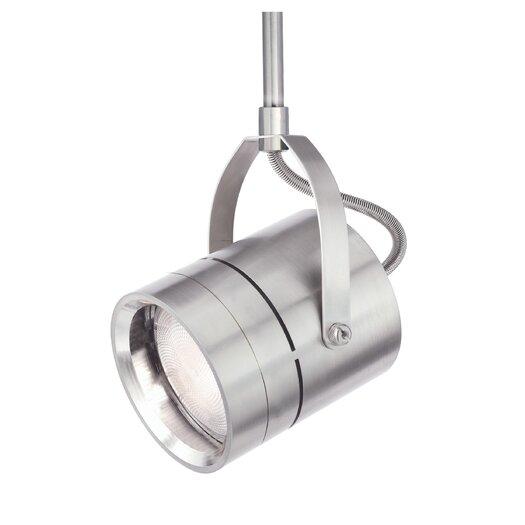 Tech Lighting Spot Powerjack 1 Light Incandescent PAR30 Short Track Light Head