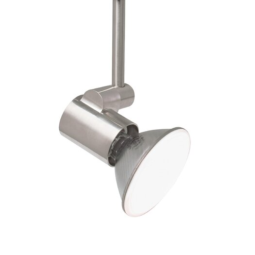 Tech Lighting Tweak Powerjack 1 Light Ceramic Metal Halide PAR30 Long Track Light Head