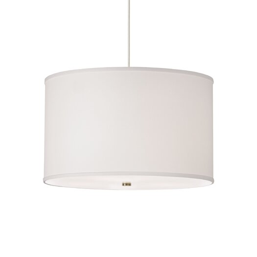 Tech Lighting Lexington 2-Circuit Drum Pendant
