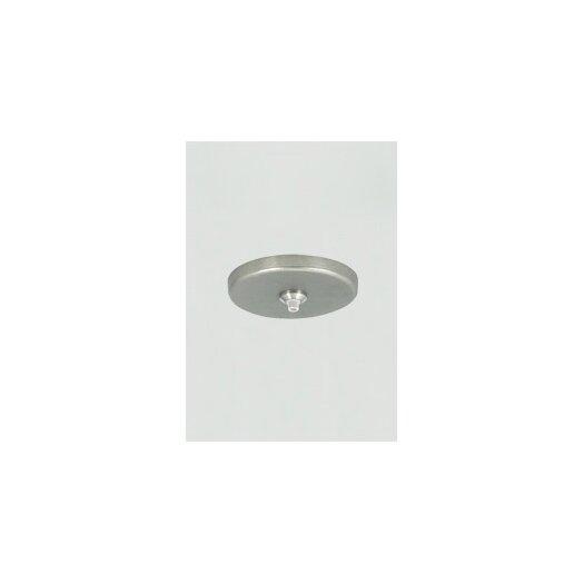 "Tech Lighting Boreal FreeJack 4"" Round Flush Canopy"