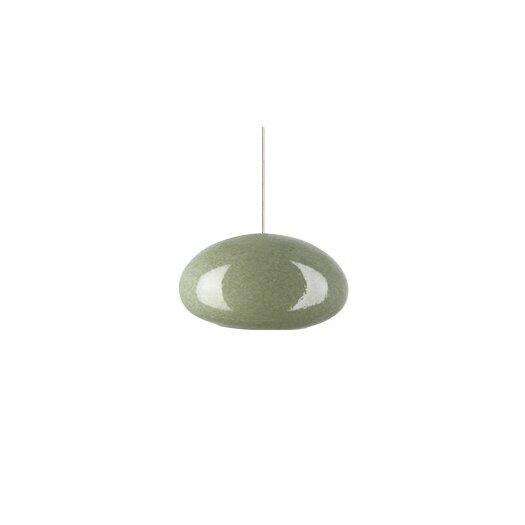 Tech Lighting River Rock 1 Light Oblong Oval Pendant