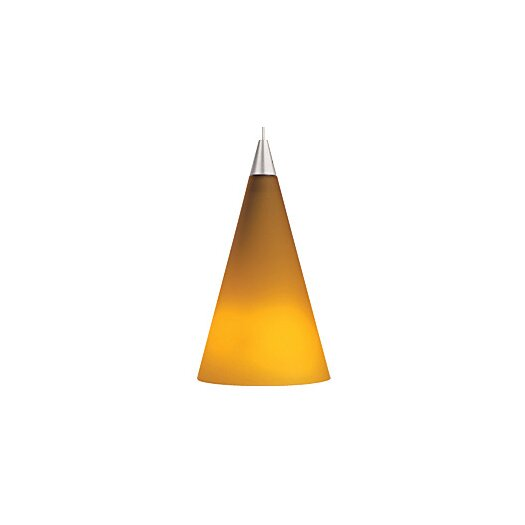 Tech Lighting Cone 1 Light Kable Lite Pendant