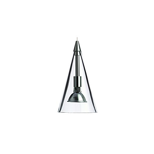 Tech Lighting Cone 1 Light Two-Circuit Monorail Pendant
