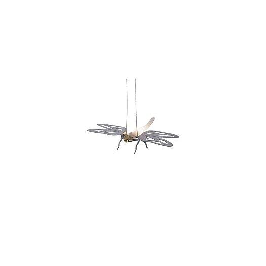 Tech Lighting Dragonfly 1 Light Monorail Functional Art Light