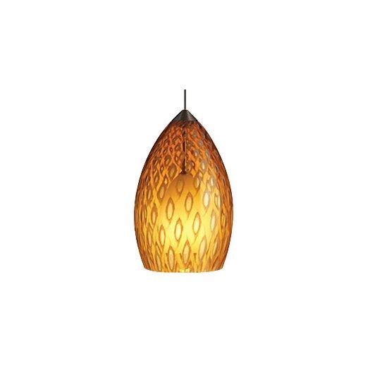 Tech Lighting Firebird 1 Light Pendant