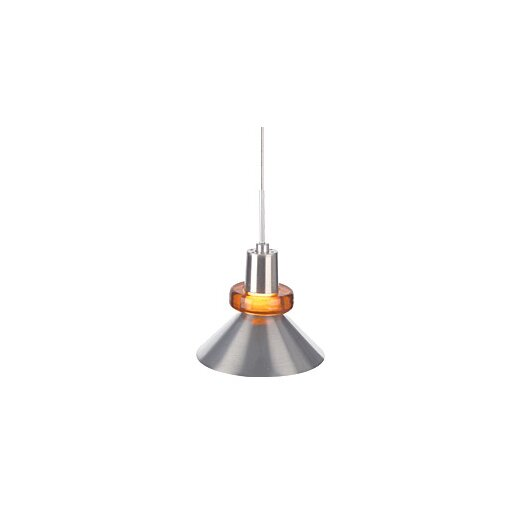 Tech Lighting Hanging Wok 1 Light Kable Lite Pendant