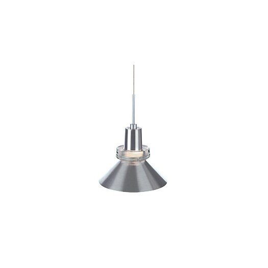 Tech Lighting Hanging Wok 1 Light Monorail Pendant