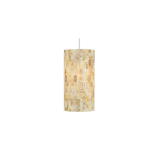 Tech Lighting Playa 1 Light Kable Lite Pendant