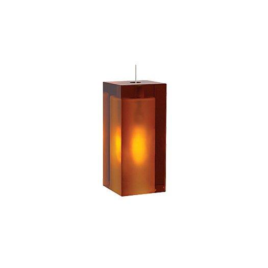 Tech Lighting Solitude 1 Light Energy Efficient Solitude Pendant