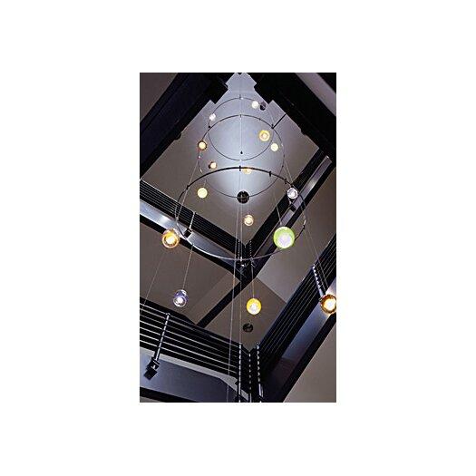Tech Lighting Inner Fire 1 Light FreeJack Mono-point Pendant