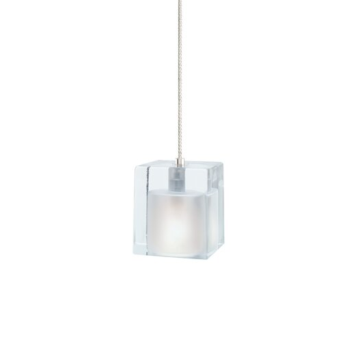 Tech Lighting Cube 1 Light FreeJack Pendant