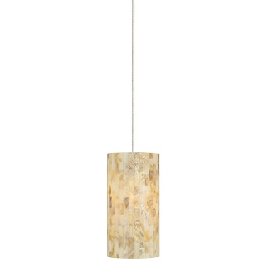 Tech Lighting Playa 1 Light Pendant