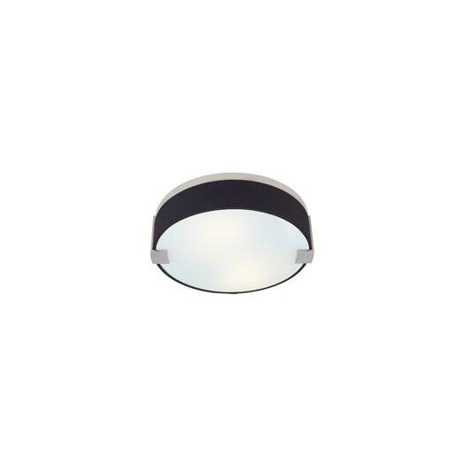 Tech Lighting Baxter 2 Light Round Flush Mount