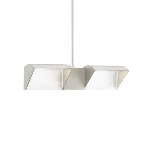 Tech Lighting IBISS 2 Light Monorail Flood Head