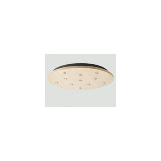 Tech Lighting FreeJack 11-Port Round Canopy