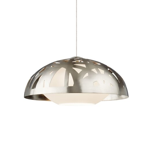 Tech Lighting Ventana 1 Light Two-Circuit MonoRail Pendant