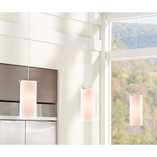 Tech Lighting Boreal 1 Light Monorail Pendant
