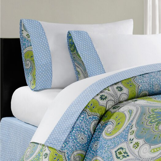 echo design Sardinia 230 Thread Count Sheet Set