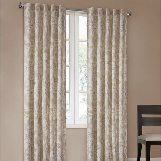 echo design Positano Cotton Curtain Panel