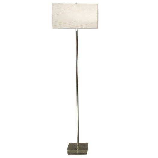 Nova Criss Cross Floor Lamp