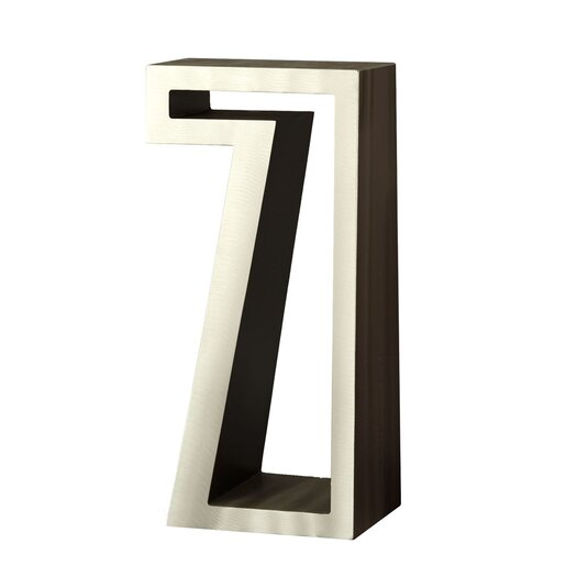 Nova Lucky 7 End Table
