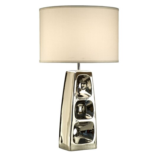 "Nova Nevada 28"" H Table Lamp with Drum Shade"