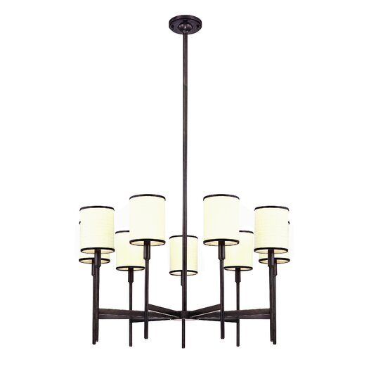 Hudson Valley Lighting Aberdeen 9 Light Chandelier