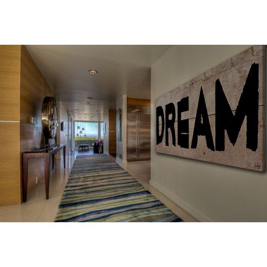 Jen Lee Art Dream Textual Art Plaque