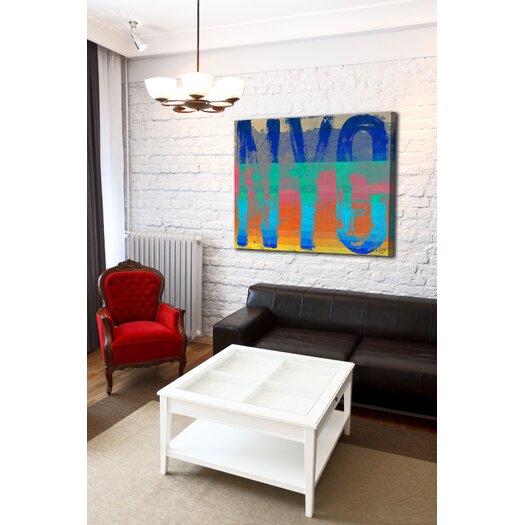 Jen Lee Art New York City Canvas Art