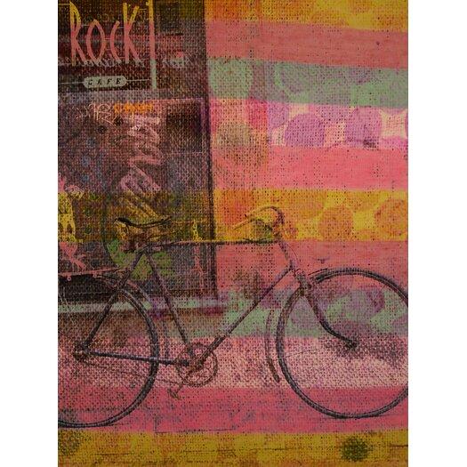 Jen Lee Art Rock Café Canvas Art
