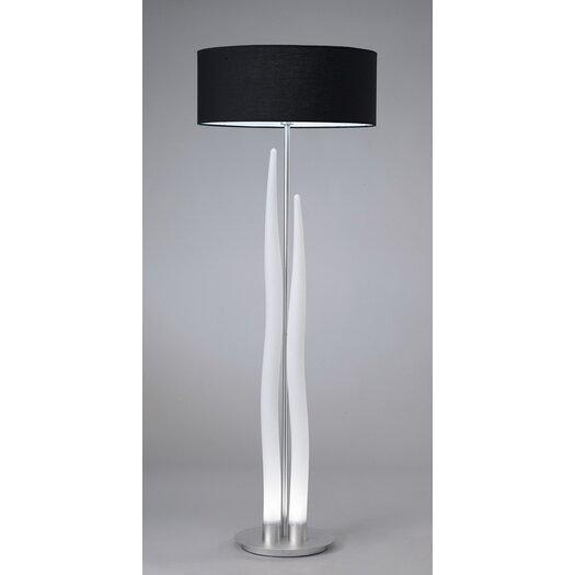 "Contempo Lights Inc Barcelo LED 72"" Floor Lamp"