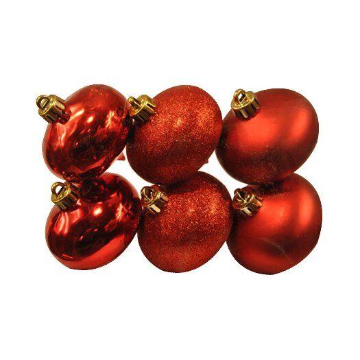 Queens of Christmas Smooth Onion Ornament