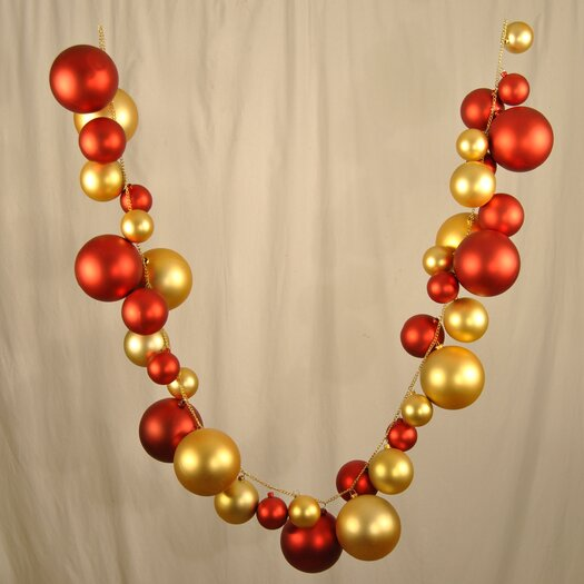 Queens of Christmas Ball Garland