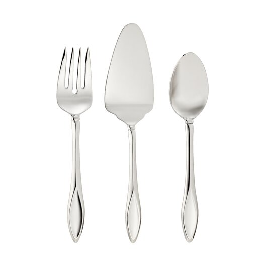 Zwilling JA Henckels Royal Court 3 Piece Serving Set