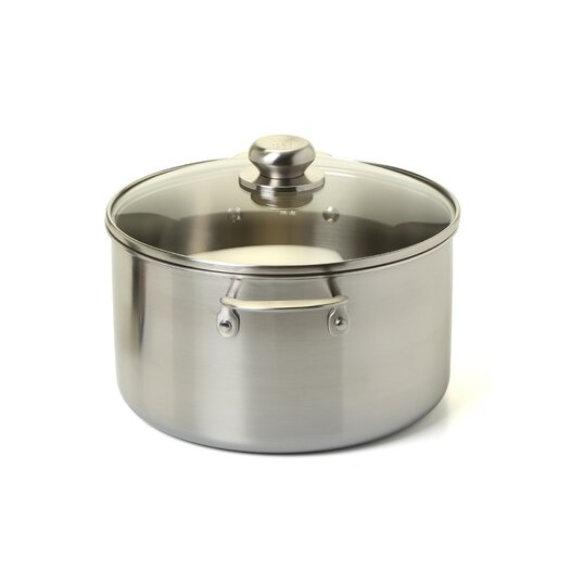 Zwilling JA Henckels International 8-qt. Stock Pot with Lid