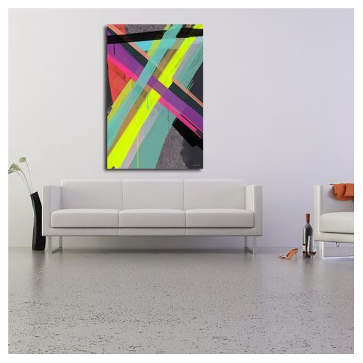 Maxwell Dickson Other Spectrum Graphic Art on Canvas