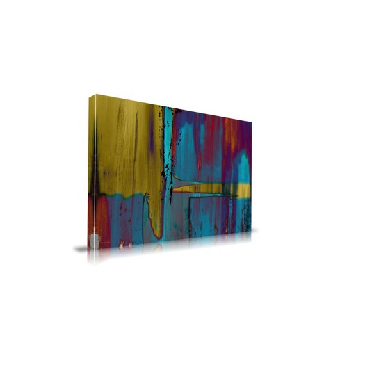 Maxwell Dickson Negatives Painting Print on Canvas