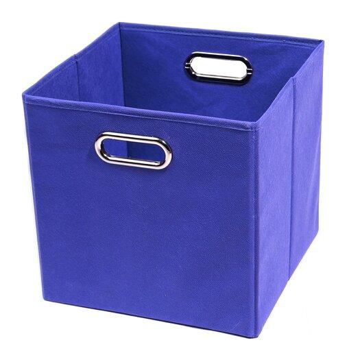 Modern Littles Bold Folding Storage Bin