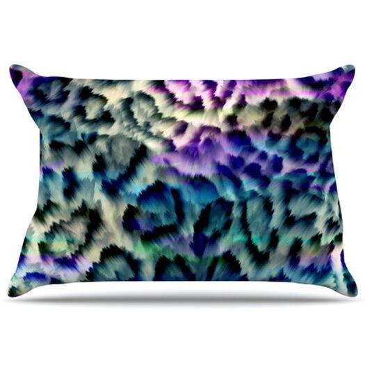 KESS InHouse Wild Pillowcase
