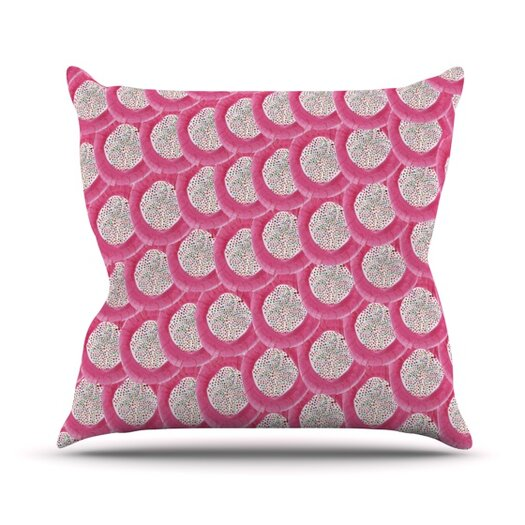 KESS InHouse Oho Boho Throw Pillow