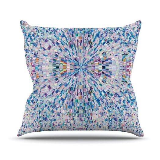 KESS InHouse Looking Throw Pillow