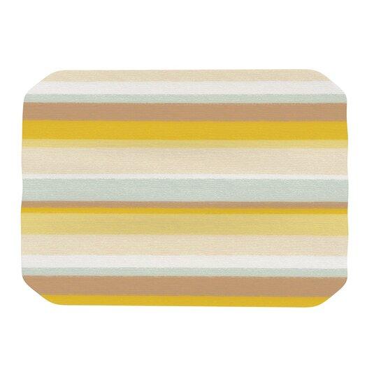 KESS InHouse Desert Stripes Placemat
