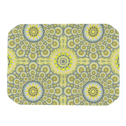 KESS InHouse Multifaceted Placemat