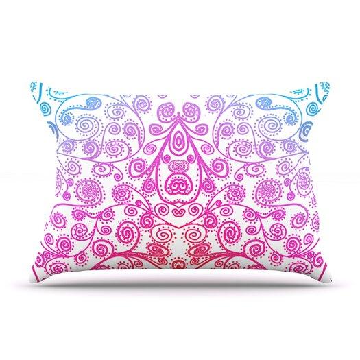 KESS InHouse Safe and Sound Pillow Case