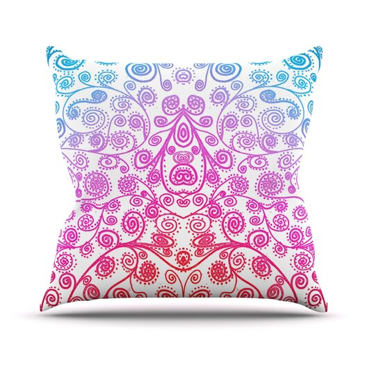 KESS InHouse Safe and Sound Throw Pillow