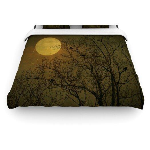 """KESS InHouse """"Starry Night"""" Woven Comforter Duvet Cover"""