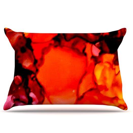 KESS InHouse Mordor Pillowcase