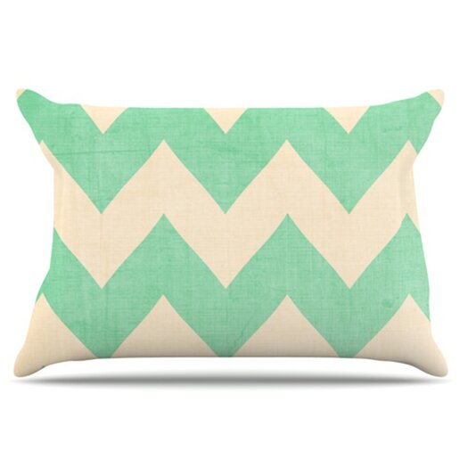 KESS InHouse Malibu Pillowcase