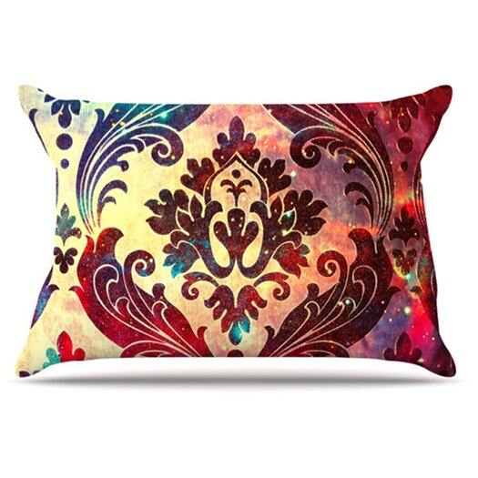 KESS InHouse Galaxy Tapestry Pillowcase