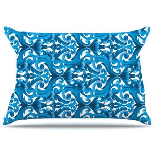 KESS InHouse Intertwined Pillowcase